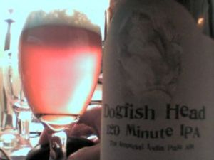 Dogfish Head 120 Minute IPA c. 09072006