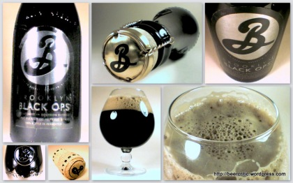 Brooklyn Black Ops Oak Aged Imperial Stout