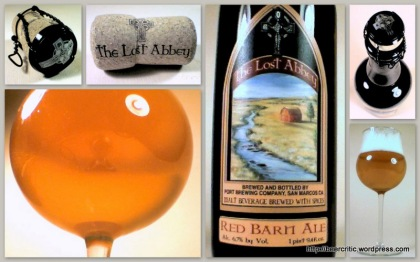 Lost Abbey Red Barn Ale