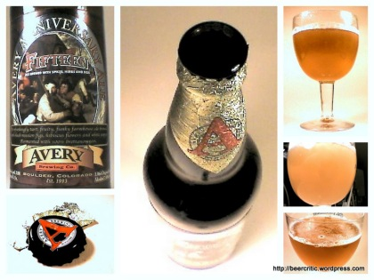 Avery Fifteen Saison